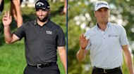 Jon Rahm and Justin Thomas share 8-under co-lead Thursday at THE NORTHERN TRUST