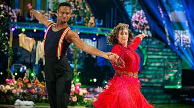 'Inappropriate', 'grotesque': why the outrage over Caroline Quentin's Strictly arm-lick is justified