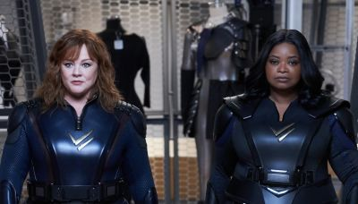 'Thunder Force' Review: Melissa McCarthy and Octavia Spencer in a Superhero Satire That Never Threatens to Rock the Genre