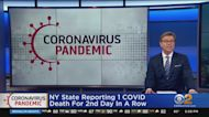 New York Records Just 1 COVID Death For 2 Days In A Row