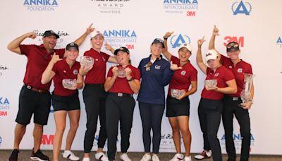 South Carolina finishes off ANNIKA Intercollegiate title to start fall season despite revamped lineup