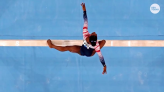 Simone Biles returns to competition in Tokyo, 70% of U.S. adults at least partially vaccinated: 5 Things podcast
