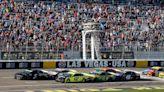 NASCAR at Las Vegas live updates: Denny Hamlin wins the Cup Series race; Elliott second