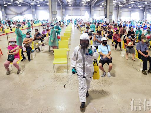 六都疫苗覆蓋率》台北最高、台南最低!不想成墊底 各縣市疫苗開催中