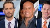 Vin Diesel says Paul Walker sent John Cena to join 'Fast & Furious'