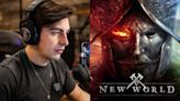 Shroud Believes New World Could Find Success Over WoW and Final Fantasy 14 in One Big Way