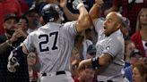 Yankees top Red Sox 8-3, snap Boston's 7-game win streak
