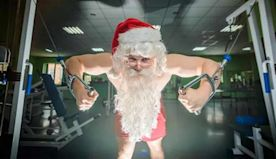 This Special Upper Body Workout Program Will Get You In Shape For Christmas