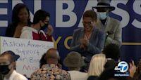 Karen Bass reiterates pledge to make solving homelessness top priority