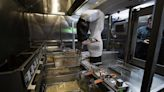 The new burger chef makes $3 an hour and never goes home. (It's a robot)