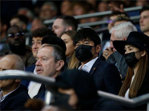 影/周杰倫偕昆凌觀戰梅西 巴黎球場竟送上這份大禮