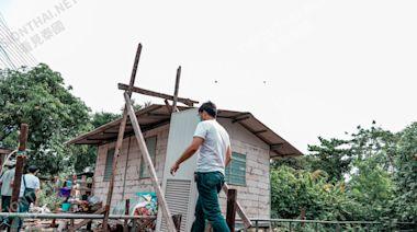 泰國疫情延燒曼谷孔堤貧民窟 「富人染疫 窮人衰」 - 四方報