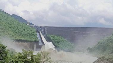 台南3座水庫都灌飽 曾文水庫調解放水預計排7200萬噸