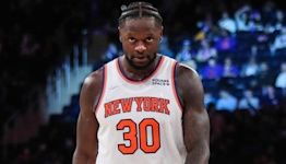 Knicks' Julius Randle expects 'chaos' at MSG in home opener vs. Celtics