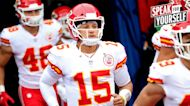 Bucky Brooks applauds Patrick Mahomes for manifesting a 20-0 season with Chiefs | SPEAK FOR YOURSELF