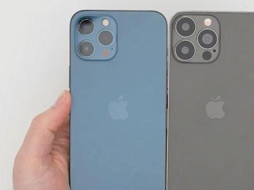 超巨大鏡頭吸睛!瀏海也縮小 YouTuber曝光iPhone 13 Pro Max模型機