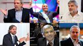 El Presidente anunció algunos de sus nuevos ministros: Juan Manzur jefe de Gabinete y Aníbal Fernández, en Seguridad