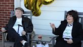 Lincoln Park couple celebrate 70th anniversary and husband's 90th birthday
