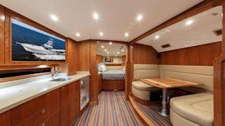 Albemarle Boats unveils 41 Custom Carolina Edition