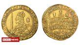 Rare Charles I coin minted in Oxford fetches £44,000 at auction