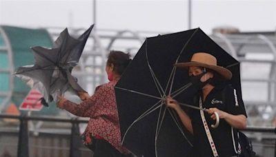 颱風圓規外圍環流持續影響 宜花東防大豪雨