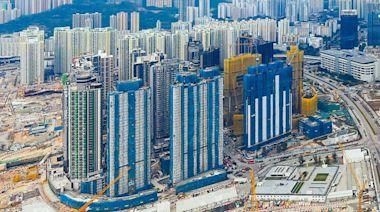 新樓未來四年潛在供應9.6萬伙