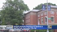Howard University To Require Covid-19 Vaccine