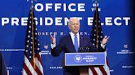 Biden unveils his economic team
