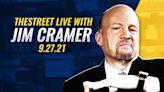Video: Jim Cramer on D.C. Gridlock, Infrastructure, Debt Ceiling, Germany, Oil
