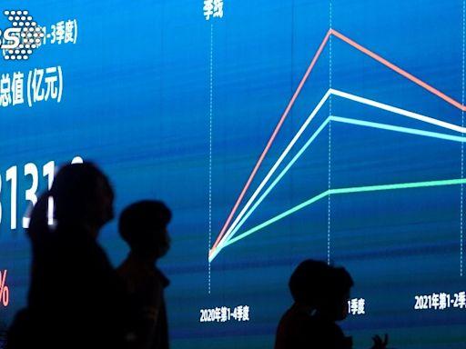 華爾街日報:大陸經濟放緩 成長3支柱根基不穩│TVBS新聞網