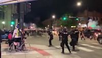 Two Denver police officers suspended for use of force during George Floyd protests