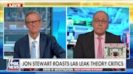 Dr. Marc Siegel on Jon Stewart supporting Wuhan lab leak theory