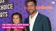 Calling It Quits? Danica Patrick Unfollows Aaron Rodgers on Instagram