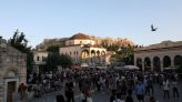 Greek Tourism Faces Tense 'Summer of Patience'   World News   US News