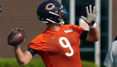 """Matt Nagy: Teams are """"absolutely"""" going to look at Nick Foles"""