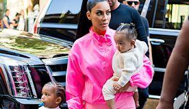 Kim Kardashian Shares Adorable New Video Of Saint & Chicago Showing Off Their Epic Dance Skills