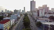 Watch: Manila's eerily quiet streets as coronavirus lockdown takes hold