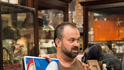 Frank Fritz Hints at Who He Thinks Will Replace Him on 'American Pickers'