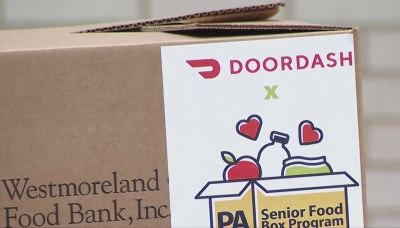 Food Banks Team Up With DoorDash To Deliver Free Meals To Seniors