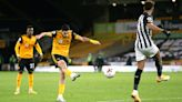 Wolves striker Raul Jimenez left disappointed with draw against Newcastle