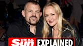 Who is Chuck Liddell's wife?