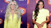 Carrie Underwood Sent Mickey Guyton's Son a Musical Gift