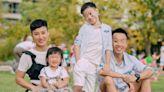 兒出生患「腸扭轉」開刀6次 女星救子移民台灣尋求治療