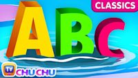 ChuChu TV Classics - ABCD Song in Alphabet Water Park | Nursery Rhymes and Kids Songs