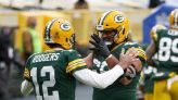 Packers LT David Bakhtiari gave Aaron Rodgers a spiffy new ride