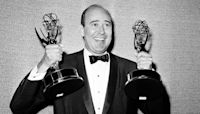Appreciation: Carl Reiner started out a sidekick. His genius made him 'a very familiar stranger'