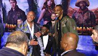 'Jumanji' takes things to 'The Next Level,' according to Dwayne Johnson, Kevin Hart