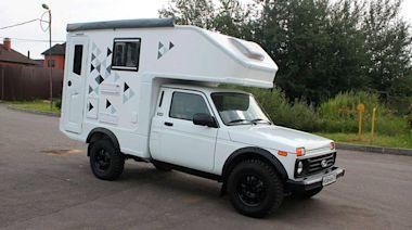 俄羅斯的 Lux Form 帶來性價比極高的露營車屋產品