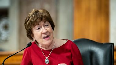 GOP Sen. Susan Collins Is Added To Jim Carrey's 'Hellbound Class Of 2020'