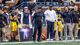 What Jim Harbaugh said after Michigan football's win over Rutgers